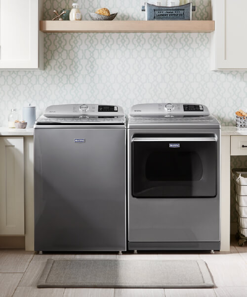 Image of Laundry Appliances